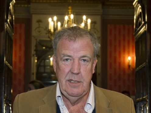 Jeremy Clarkson said he is glad the latest Grand Tour special is about to arrive – so fans will stop pestering him on social media (PA)