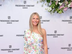 Gwyneth Paltrow has said the 'shine of acting' wore off following her Academy Award win (Ian West/PA)