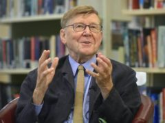 Alan Bennett has had to give up cycling (Jeff Overs/BBC/PA)