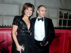 Kate Silverton and Mike Heron (Yui Mok/PA)