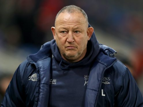 Steve Diamond has left his post as Sale rugby director (Richard Sellers/PA)