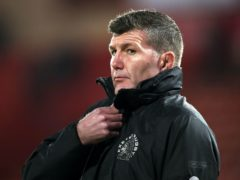 Exeter boss Rob Baxter says Saturday's game against Gloucester will go ahead (Andrew Matthews/PA)