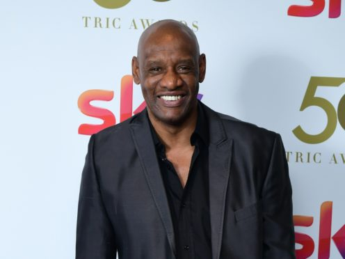 Shaun Wallace (Ian West/PA)