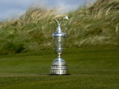 Golfers will compete for the Claret Jug at Royal Liverpool and Royal Troon in 2023 and 2024 (Liam McBurney/PA)