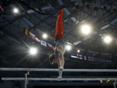 British gymnasts hope to hit the heights in Paris despite funding cuts (Martin Rickett/PA)