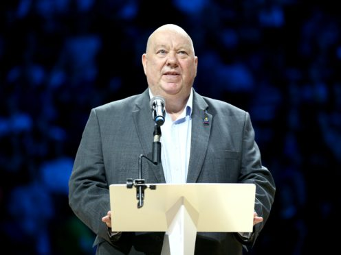 Mayor of Liverpool Joe Anderson (Nigel French/PA)