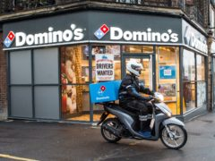 Domino's Pizza said it will hand over surplus supplies to foodbank charity FareShare in the run up to Christmas (Domino's Pizza/PA)