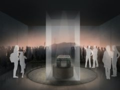The stone will be housed at a new museum in Perth City Hall (Perth and Kinross Council/PA)