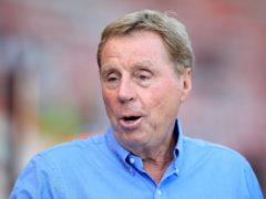 Harry Redknapp said he was looking forward to his managerial return (Adam Davy/PA)