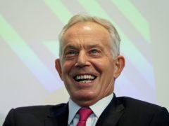 Tony! (A Tony Blair Rock Opera) will be performed at The Turbine Theatre, at London's Battersea Power Station, next February (Aaron Chown/PA)