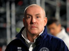 QPR boss Mark Warburton was not impressed with his side's performance (Adam Davy/PA)