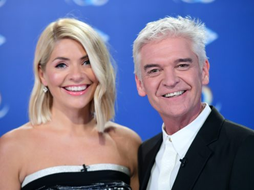 Holly Willoughby and Phillip Schofield (PA)