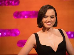 Daisy Ridley (David Parry/PA)