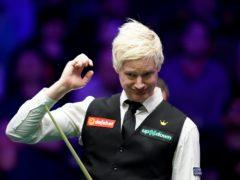 Neil Robertson cruised into the final of the UK Championship (John Walton/PA)
