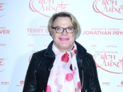 Eddie Izzard now uses the pronouns she and her (Ian West/PA)