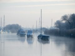Public Health England has issued a cold weather alert (Andrew Matthews/PA)