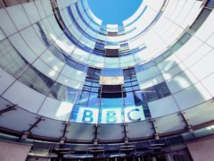 BBC New Broadcasting House (Ian West/PA)