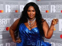Lizzo gave a car to her mother for Christmas (Ian West/PA)
