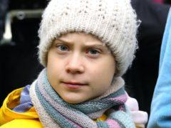 Greta Thunberg (Aaron Chown/PA)