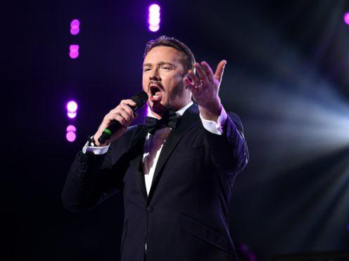Russell Watson has performed for the Queen (Scott Garfitt/PA)