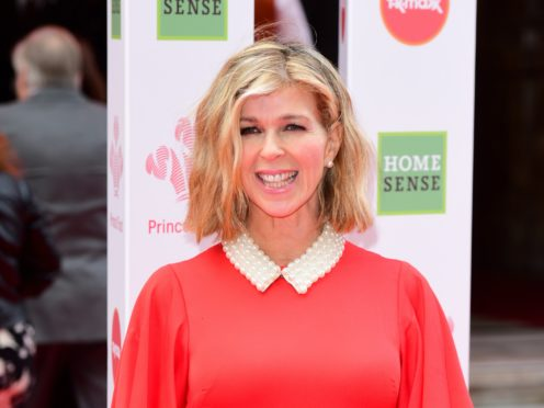 Good Morning Britain presenter Kate Garraway (Ian West/PA)