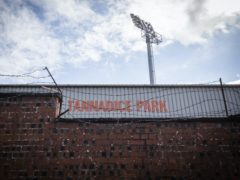 A Covid-19 outbreak hit Dundee United (Jane Barlow/PA)