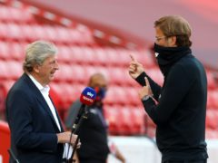 Roy Hodgson has lost the five games he has had in charge of Crystal Palace against Jurgen Klopp's Liverpool (Phil Noble/NMC Pool/PA)