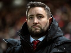 Lee Johnson was frustrated after the draw with AFC Wimbledon (Nick Potts/PA)
