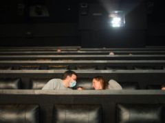 Cinemas in England, apart from those in Tier 3 areas, are able to reopen after the easing of coronavirus restrictions (Stefan Rousseau/PA)
