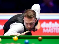 Judd Trump eased into the UK Championship final (John Walton/PA)