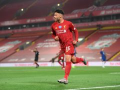 Alex Oxlade-Chamberlain is set for a long-awaited return for Liverpool (Laurence Griffiths/PA)