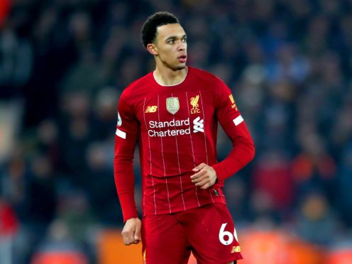 Trent Alexander-Arnold's future could be in television (Nick Potts/PA)