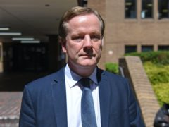 Former Conservative MP Charlie Elphicke (Kirsty O'Connor/PA)