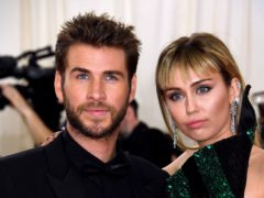 Miley Cyrus has opened up on her divorce from Liam Hemsworth and said there was 'too much conflict' in the marriage (Jennifer Graylock/PA)