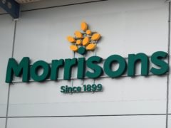The boss of supermarket Morrisons has pledged to slash his pension allowance to match those of the group's workforce within two years after an investor backlash over his pay plans (Mike Egerton/PA)