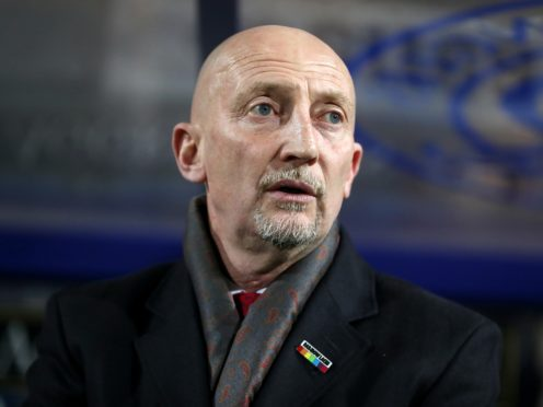 """Ian Holloway has accused those involved in a proposed takeover of Grimsby as """"playing politics"""" (Adam Davy/PA)"""