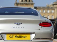 Bentley has been in dispute with a family-run firm (Steve Parsons/PA)