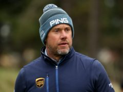 Lee Westwood is intent on playing on into his fifties (Jane Barlow/PA)