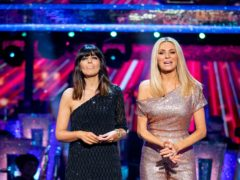 Claudia Winkleman and Tess Daly present Strictly Come Dancing (Guy Levy/PA)