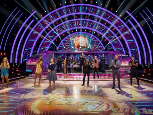 Musicals are the theme for this week's Strictly Come Dancing (Guy Levy/BBC)