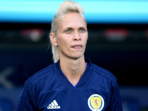 Shelley Kerr has stepped down (Richard Sellers/PA)