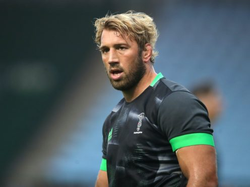 Chris Robshaw is among 13 Barbarians players sanctioned for breaching coronavirus protocols (Adam Davy/PA)
