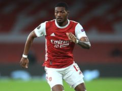Ainsley Maitland-Niles was delighted to play in front of Arsenal supporters once again (Adam Davy/PA)