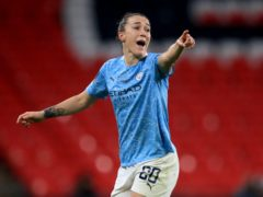 Lucy Bronze was named the best women's footballer in the world (Adam Davy/PA)