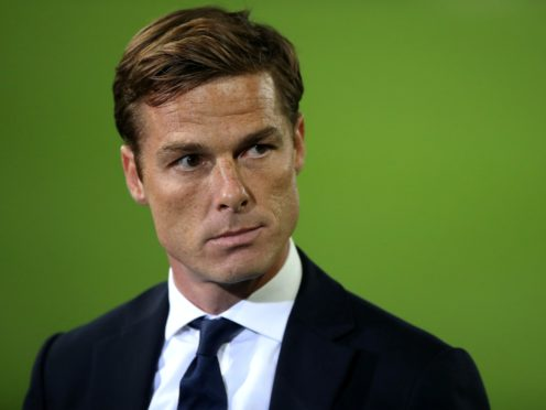 Scott Parker (left) says victory at Leicester has boosted belief in the Fulham ranks (Nick Potts/PA)
