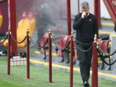 Stephen Robinson could look to the transfer market to kick-start Motherwell's season (Steve Welsh/PA)