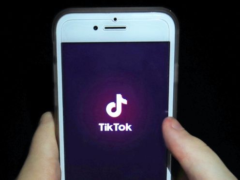 MPs told TikTok that its system of content moderation 'wasn't working' (Peter Byrne/PA)