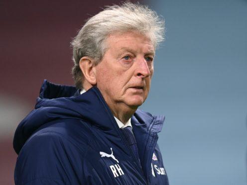 Crystal Palace manager Roy Hodgson is a big admirer of Aston Villa captain Jack Grealish (Michael Regan/PA)