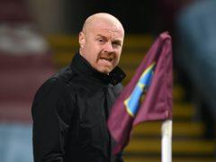 Sean Dyche has faith in Burnley's methods (Michael Regan/PA)