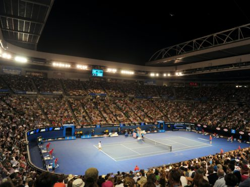Australian Open men's tournament to start three weeks later than planned, the ATP says (PA)